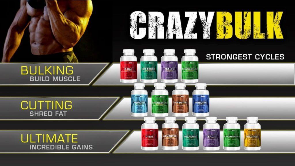 crazy bulk bodybuilding