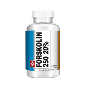 forskolin 250 fat burner