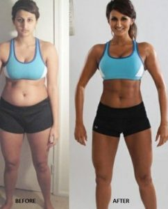 forskolin 250 before after