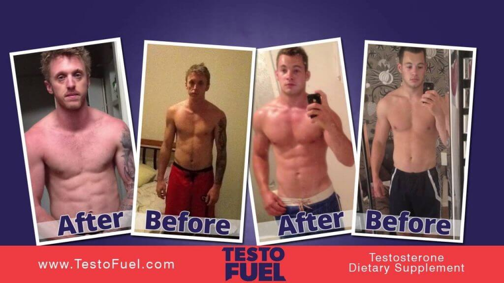 testofuel dietary supplement