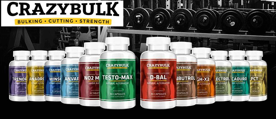 buy legal steroids crazy bulk
