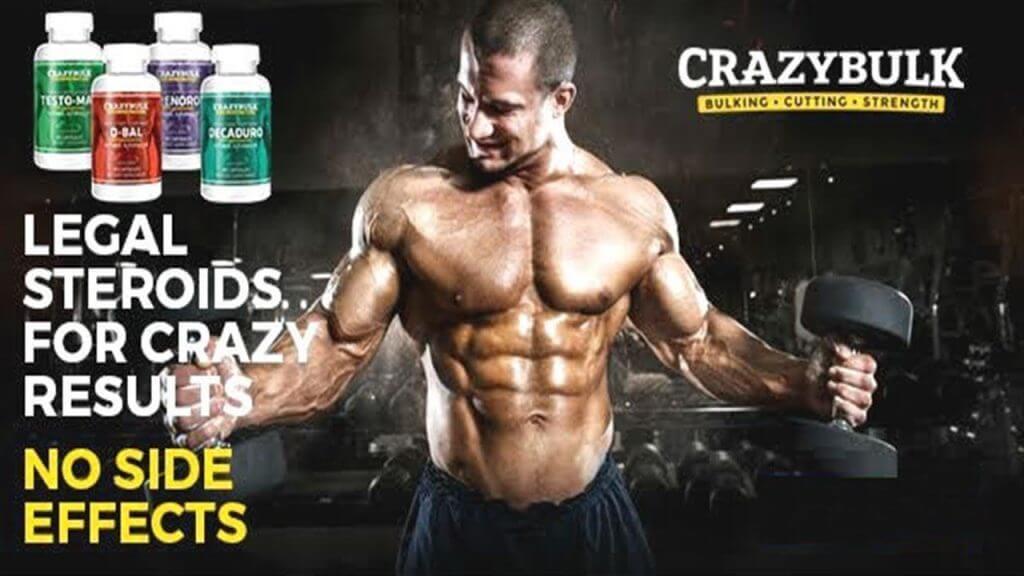 crazybulk d-bal bodybuilding