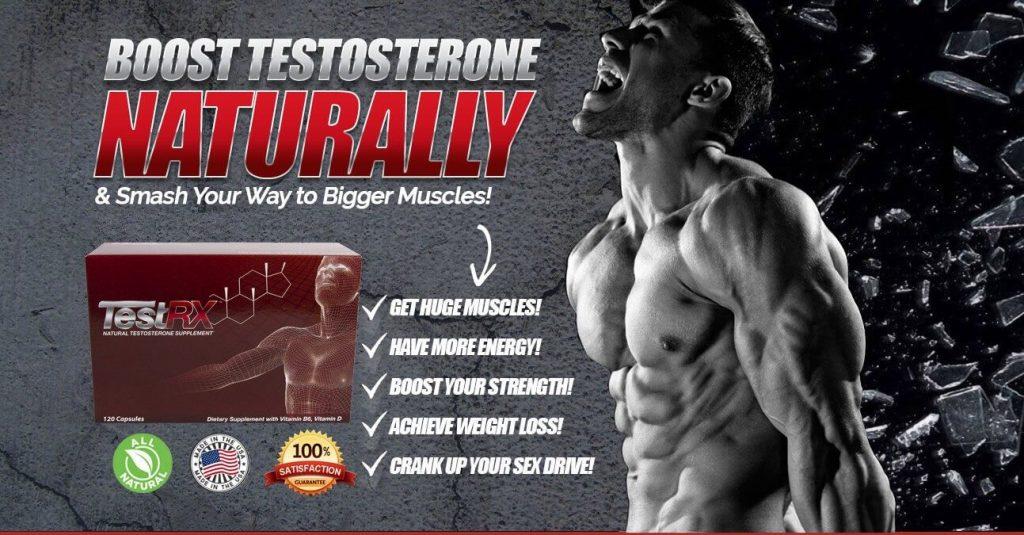 buy testrx testo booster