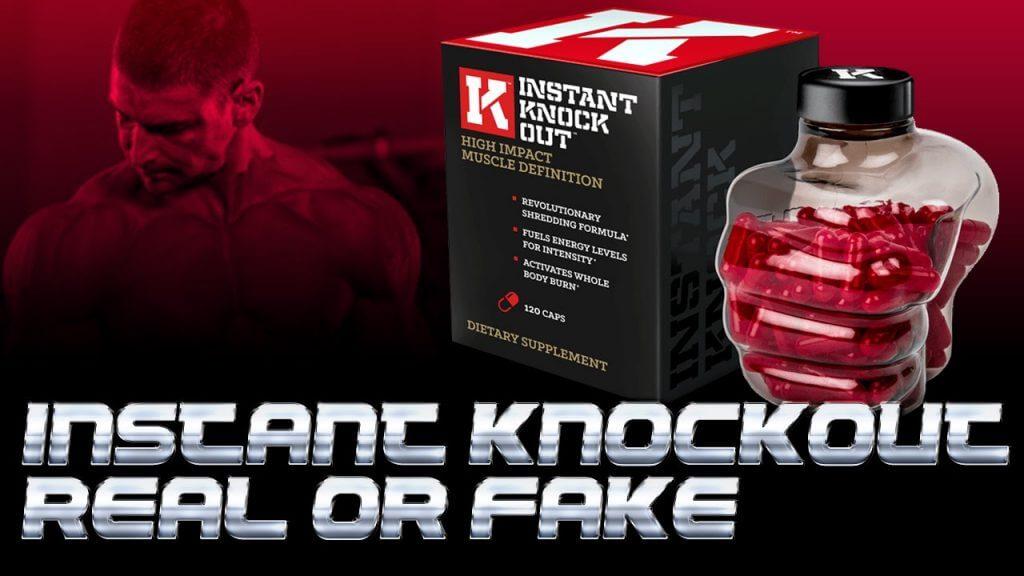 instant knockout fat burner
