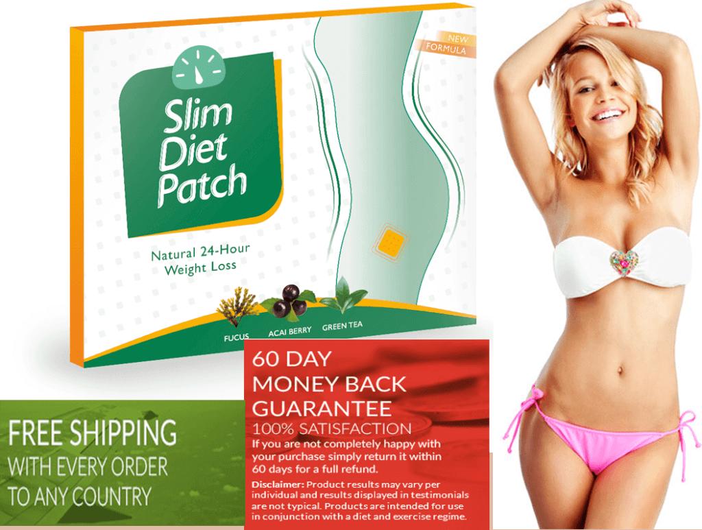 slim diet patch weight loss